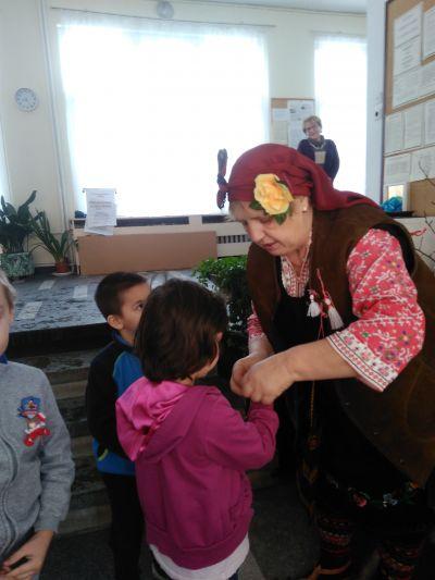 Празнникът на баба Марта в детската градина - ДГ №19 Света София, Лозенец