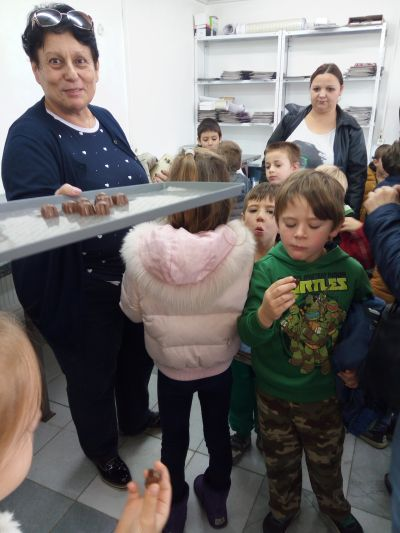 Сладки изкушения и грънчарски умения - ДГ №19 Света София, Лозенец