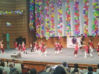 "Годишен концерт на клуба по латинотанци и модерен балет ""Танцувай с мен"" - ДГ №19 Света София, Лозенец"