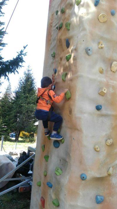 Планинарско училище м. септември 2017 - ДГ №19 Света София, Лозенец