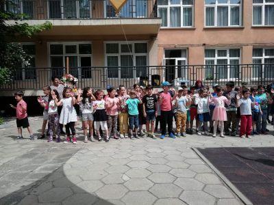 24 май в детската градина: Изпращане на бъдещите ученици - ДГ №19 Света София, Лозенец