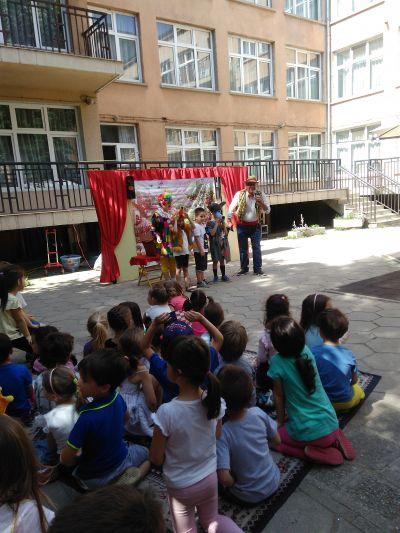 1 юни с Чиполино:Децата трябва да играят, децата трябва да мечтаят! - ДГ №19 Света София, Лозенец