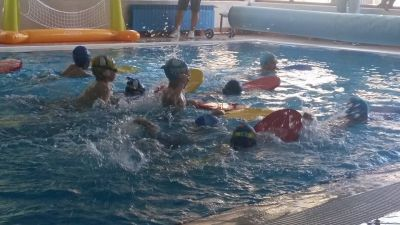Ние плуваме - ДГ №19 Света София, Лозенец