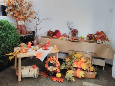 Есенно настроение в детската градина - ДГ №19 Света София, Лозенец