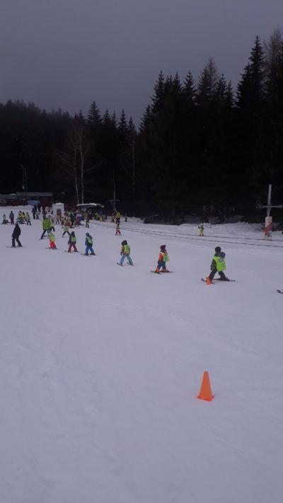 На ски през януари 2019 - ДГ №19 Света София, Лозенец