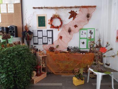 Есенно настроение в детската градина м.октомври 2019 - ДГ №19 Света София, Лозенец