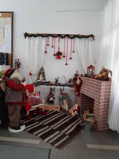 Коледно настроение в детската градина 2019 - ДГ №19 Света София, Лозенец
