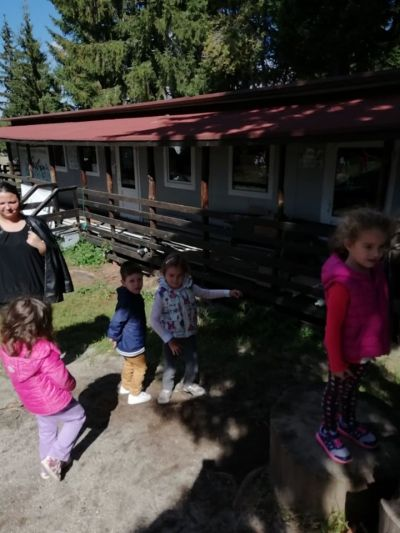 Планинарско училище м. септември 2019 - ДГ №19 Света София, Лозенец