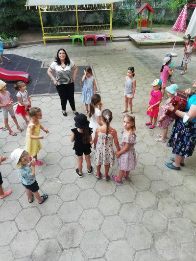 Лято в детската градина 2021 - ДГ №19 Света София, Лозенец